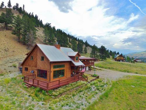 San Juan Hills Beauty : Lake City : Hinsdale County : Colorado