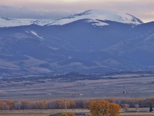 Rio Bravo Ranch, 40 Acre Parcel : Del Norte : Rio Grande County : Colorado