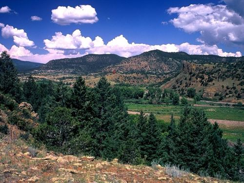 Rio Vista Ridge Lot 3 : South Fork : Rio Grande County : Colorado