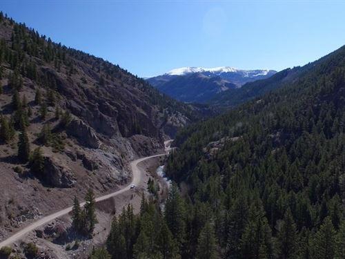 Risorgimento Lode Claim : Lake City : Hinsdale County : Colorado