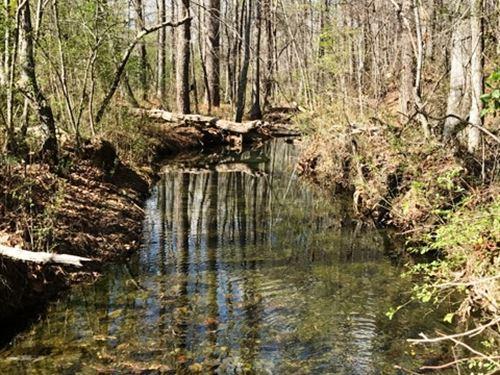 Dry Creek Tract : Adairsville : Bartow County : Georgia