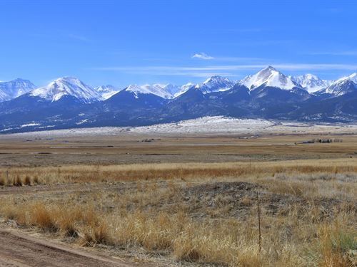 Shining Mountain Estate Lot 2 : Westcliffe : Custer County : Colorado
