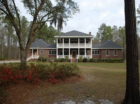 Beach Hill Plantation : Green Pond : Colleton County : South Carolina