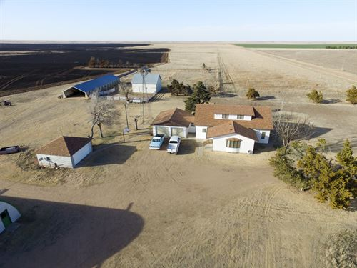 4/21/17 Auction 1,200 Acres : Meade County : Kansas