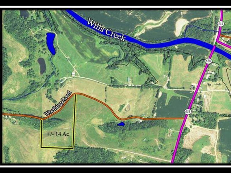 Beautiful Hobby Farm Site/ Views : Kimbolton : Guernsey County : Ohio