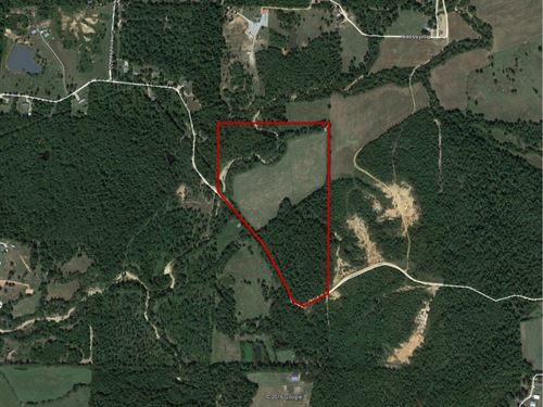 45 Ac +/- Build Your New Home Here : Paragould : Arkansas County : Arkansas