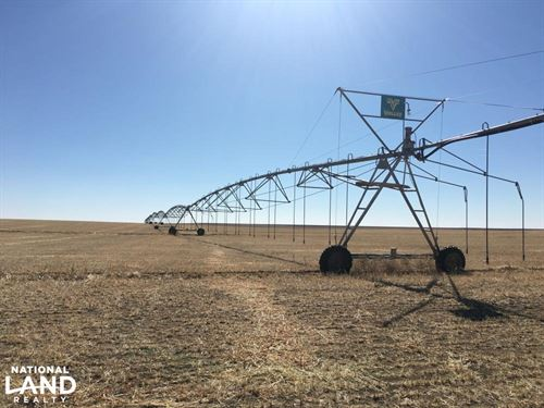 Irrigated & Dry Land Farm Ground Fo : Stratton : Kit Carson County : Colorado