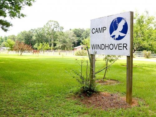 44 Acres (Camp Wendover) In Copiah : Crystal Springs : Copiah County : Mississippi