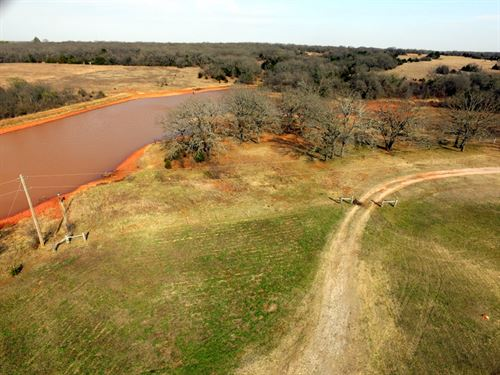 4/14/17 Auction 160 Acres With Home : Newalla : Cleveland County : Oklahoma