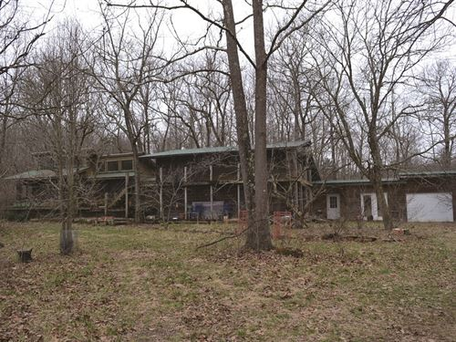 Absolute Real Estate Auction : Mountain View : Howell County : Missouri