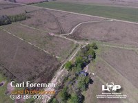 Land For Sale In Evangeline Parish : Ville Platte : Evangeline Parish : Louisiana