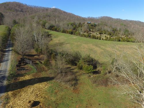 22 1/2 Unrestricted Acres : Rogersville : Hawkins County : Tennessee