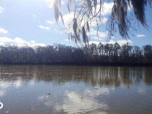 Mollett Bend River Retreat : Orrville : Dallas County : Alabama