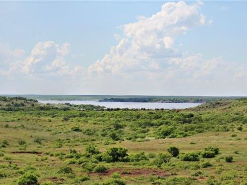Cattle Ranch Auction - 1062 Acres : Electra : Wichita County : Texas