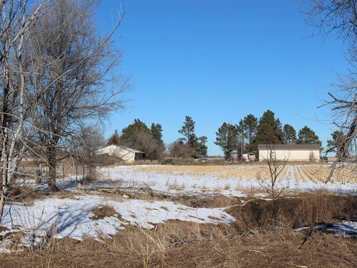 Bayard Wildhorse Creek Acreage : Bayard : Morrill County : Nebraska