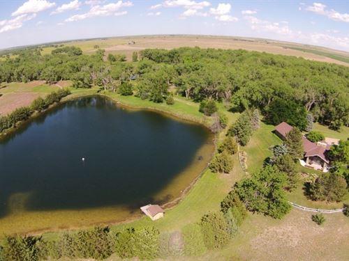 Benkelman Wildlife Estate : Benkelman : Dundy County : Nebraska