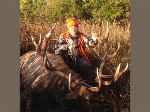 Pine Ridge Big Game Paradise : Crawford : Sioux County : Nebraska
