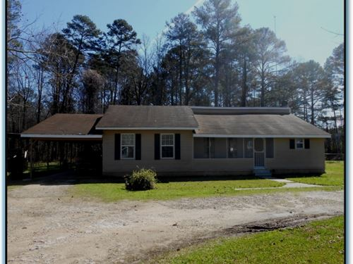 10 Acres In Scott County : Forest : Scott County : Mississippi
