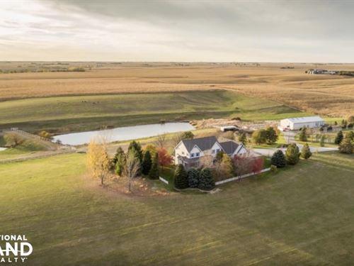 Henderson Country Estate : Henderson : Hamilton County : Nebraska