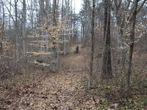 Davis Chapel Rd - 5 Acres : Logan : Hocking County : Ohio