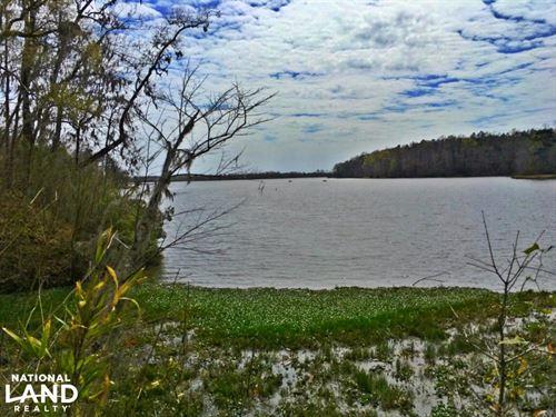 Legacy Shores North River Property : Alberta : Wilcox County : Alabama