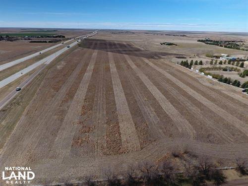 Grassland & Crp - Stratton, Co For : Stratton : Kit Carson County : Colorado