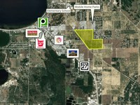 147 Ac Future Development Potential : Sebring : Highlands County : Florida