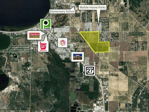 147 Ac Future Development Potential : Sebring : Highlands County : Florida