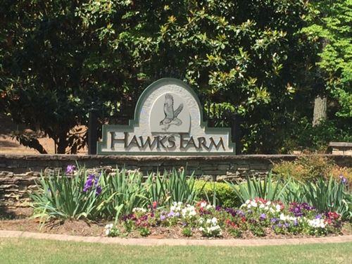 5 +/- Lake Lot Gated Subdivision : White : Bartow County : Georgia