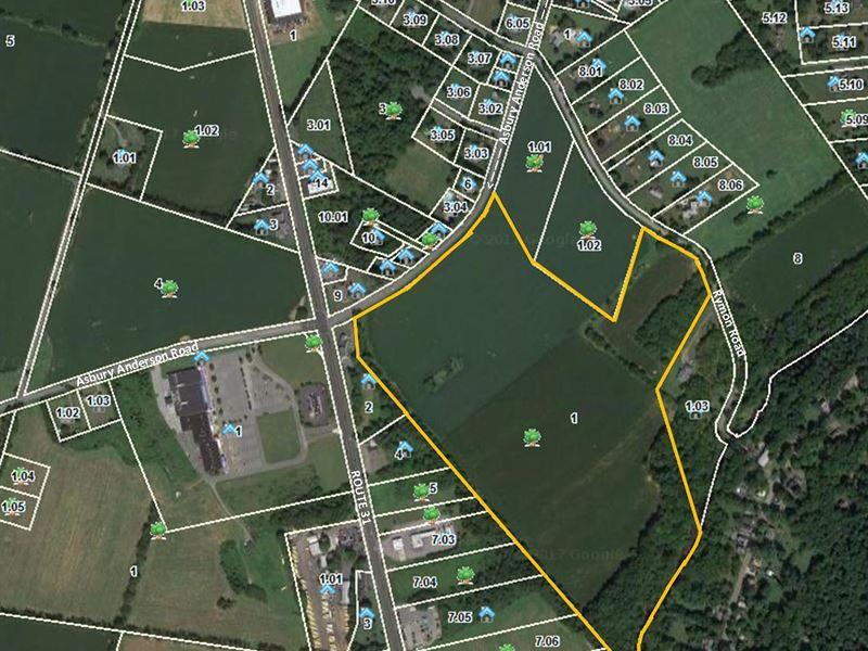 59.7 Acres In Washington Township : Township Of Washington : Warren County : New Jersey
