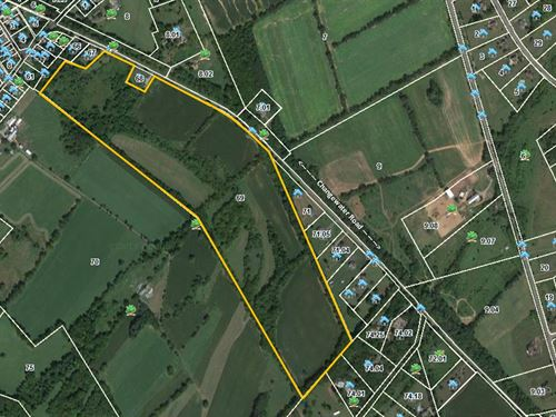64.6 Acres Of Land, Washington Twp : Township Of Washington : Warren County : New Jersey