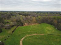 Rare Build Site With Acreage : Madison : Morgan County : Georgia