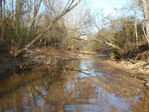 267.90 Acres In Montgomery County : Kilmichael : Montgomery County : Mississippi