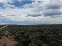 5 Acres Trinchera Creek Estates : Blanca : Costilla County : Colorado