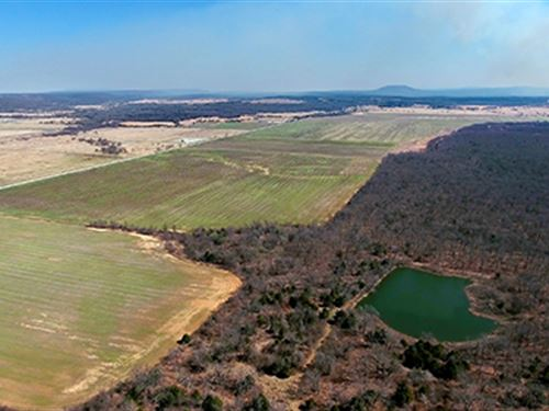 Real Estate Auction-1,000 Ac-10 Tr : McAlester : Pittsburg County : Oklahoma
