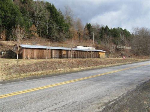 8 Acres Barn Oneonta Ny Financing : Pittsfield : Otsego County : New York