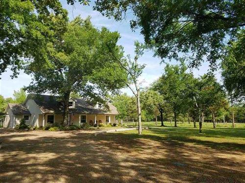 Home On 5+ Acres / 30796 : Paris : Lamar County : Texas