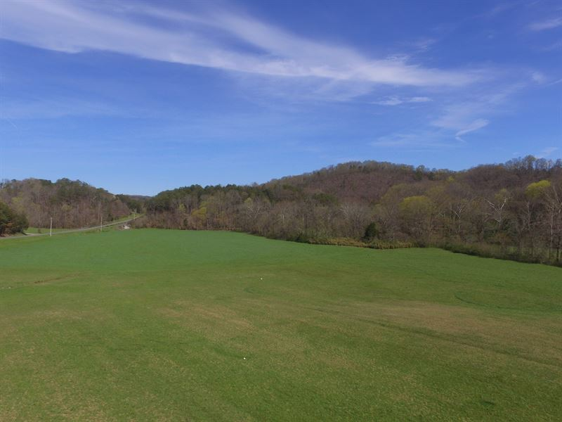 Acreage For Sale By Owner >> 8.539 Acres Cleared With Creek : Farm for Sale : Newport ...