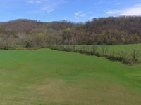 5.80 Acres Cleared With Creek Front : Newport : Cocke County : Tennessee
