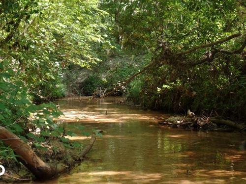 Coats Creek : Meridian : Lauderdale County : Mississippi