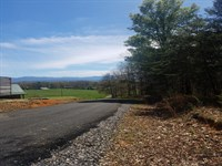 12 Acres With English Mountain View : Newport : Cocke County : Tennessee