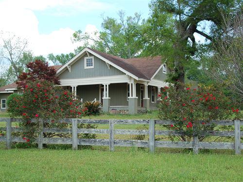 Shenandoah Farm : Wetumpka : Elmore County : Alabama