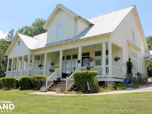 Montevallo Reclaimed Estate : Montevallo : Shelby County : Alabama