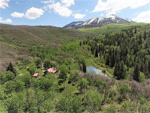 Horse Creek Ranch : Paonia : Gunnison County : Colorado