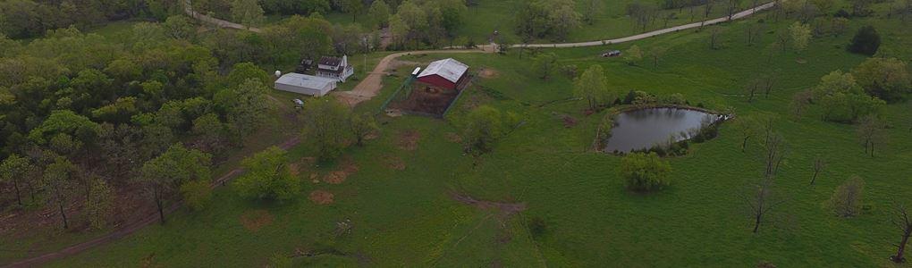 956 Ac Scenic Missouri Home : Climax Springs : Camden County : Missouri