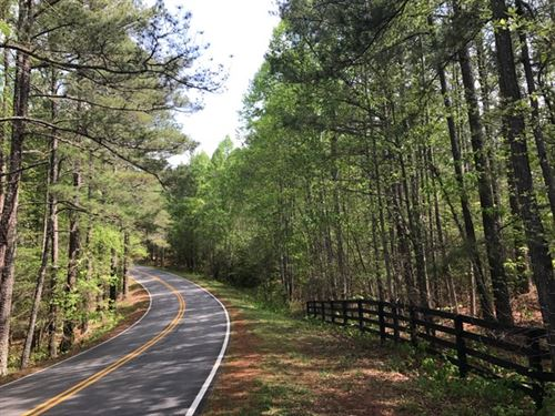 49.219 +/- Wooded Acres, White, Ga : White : Bartow County : Georgia