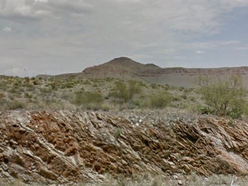 Hudspeth County, Tx $75,000 Neg : Dell City : Hudspeth County : Texas