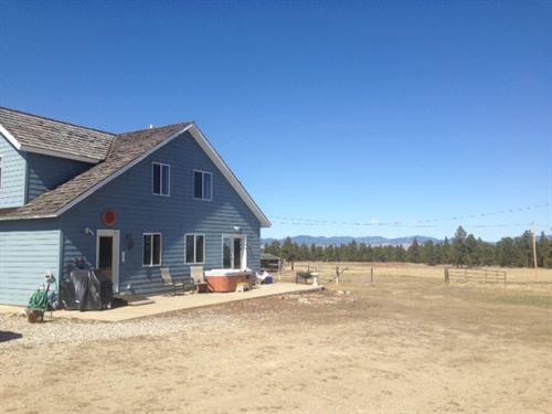 Stykbow Ranch : Lewistown : Fergus County : Montana
