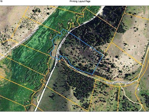 Willowrock Ranchettes Lot 21 : Philipsburg : Granite County : Montana