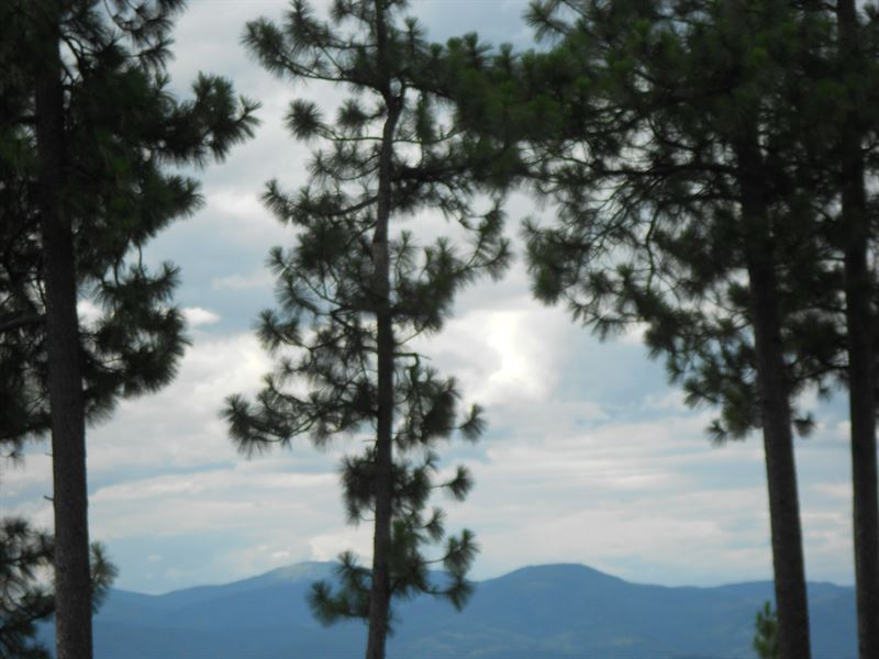 Mesmerizing Monument Views : Post Falls : Kootenai County : Idaho